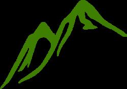 Mountain Ridge clipart gunung