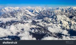 Himalaya clipart landform
