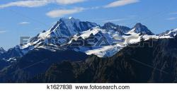 Alps clipart mountain sea
