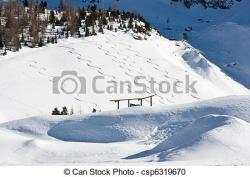 Alps clipart ski snowboard