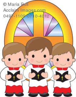 Altar clipart cartoon
