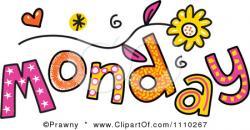 Amonday clipart