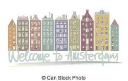 Amsterdam clipart