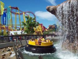 Amusement Park clipart chute