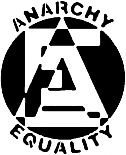 Anarchy clipart monarchy