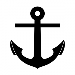 Pirate clipart anchor