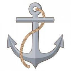 Anchor clipart cruise