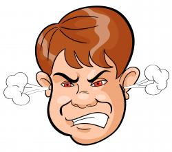 Anger clipart