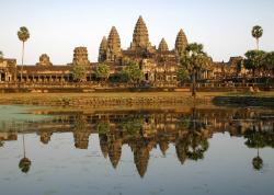 Angkor Wat clipart minecraft