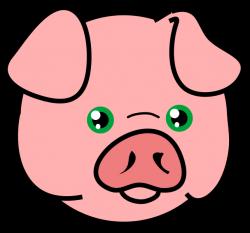 Animl clipart pork