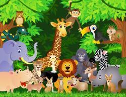Animal Kingdom clipart fauna