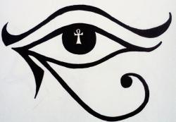 Ankh clipart eye