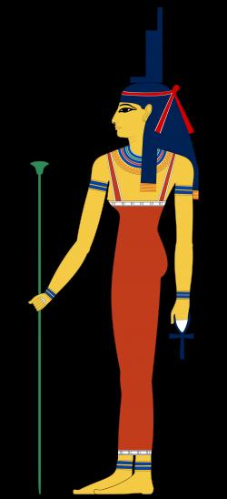 Ankh clipart goddess