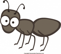 Ants clipart printable
