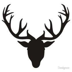 Horns clipart deer antler