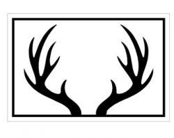 Deer clipart deer antler