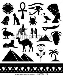 Anubis clipart egyptain