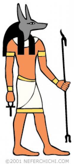 Anubis clipart jackal