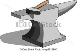 Anvil clipart cartoon