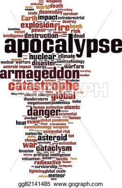 Apocalyptic clipart catastrophe