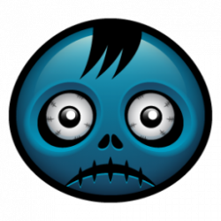Eyeball clipart zombie