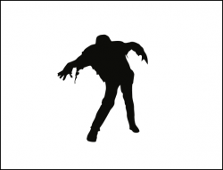 The Walking Dead clipart zombie apocalypse