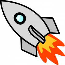 Rocket clipart rocket ship