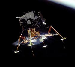Apollo 13 clipart lunar module