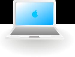 Macbook clipart apple laptop