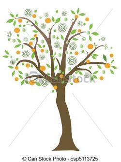 Apricot clipart apricot tree