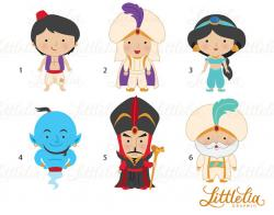 Arabien Nights clipart aladdin's