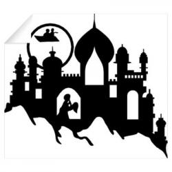 Arabien Nights clipart background