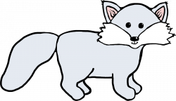 Mammal clipart tundra animal