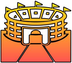 Stadium clipart arena