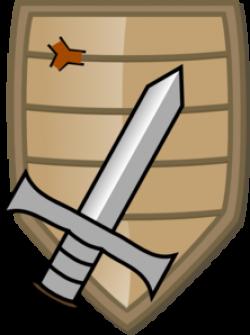 Sword clipart armor