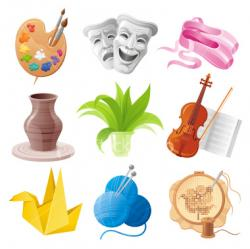 Course clipart art and craft