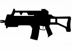 Machine Gun clipart