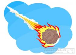 Meteor clipart