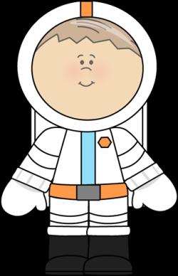 Head clipart astronaut