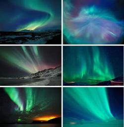 Aurora Borealis clipart aurora australis