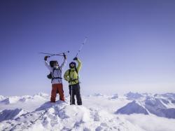 Avalanche clipart alaska