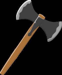 Medieval clipart axe