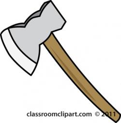 Axe clipart animated