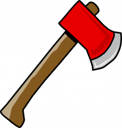 Axe clipart hatchet