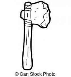 Axe clipart stone age