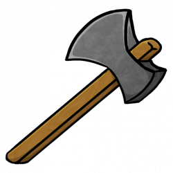 Axe clipart transparent