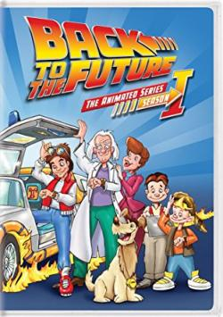 Back To The Future clipart dvd