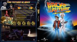 Back To The Future clipart dvd cover