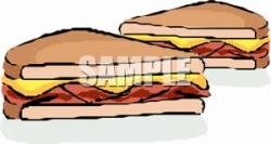 Bacon clipart bacon sandwich
