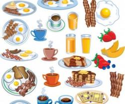 Breakfast clipart breakfast buffet